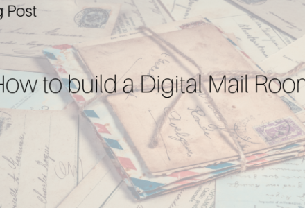 Digital Mail Room