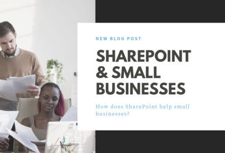 How SharePoint Helps Small Businesses