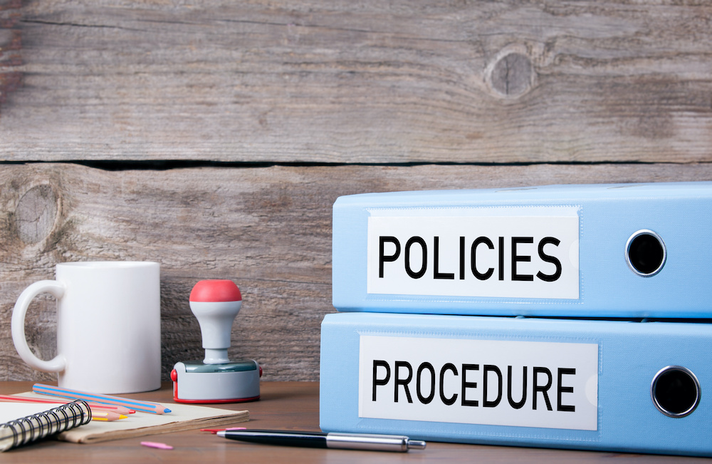 Policies and Procedures Management in Office 365 SharePoint