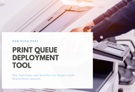 Print Queue Deployment tool